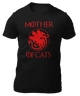 JUEGO DE TRONOS -Mother of Cats - CAMISETA
