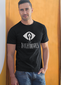 LITTLE NIGHTMARES - CAMISETA -