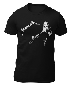 METALLICA - JAMES HETFIELD - CAMISETA -
