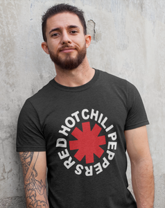 RED HOT CHILI PEPPERS - Logo - CAMISETA