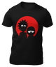 RICK Y MORTY - Sombras - CAMISETA
