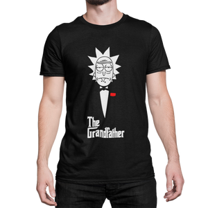 RICK Y MORTY - THE GRANDFATHER - CAMISETA -