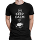 POKÉMON - Keep Calm Snorlax - CAMISETA