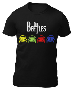 THE BEETLES - Volkswagen - CAMISETA