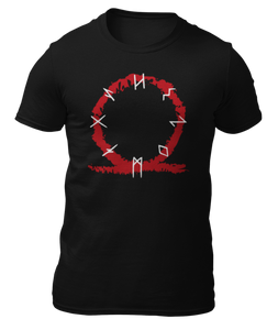 GOD OF WAR - KRATOS - CAMISETA