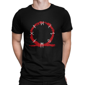 GOD OF WAR - KRATOS - CAMISETA - kxulo