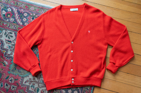 11980's Christian Dior Monsieur Cardigan Sweater