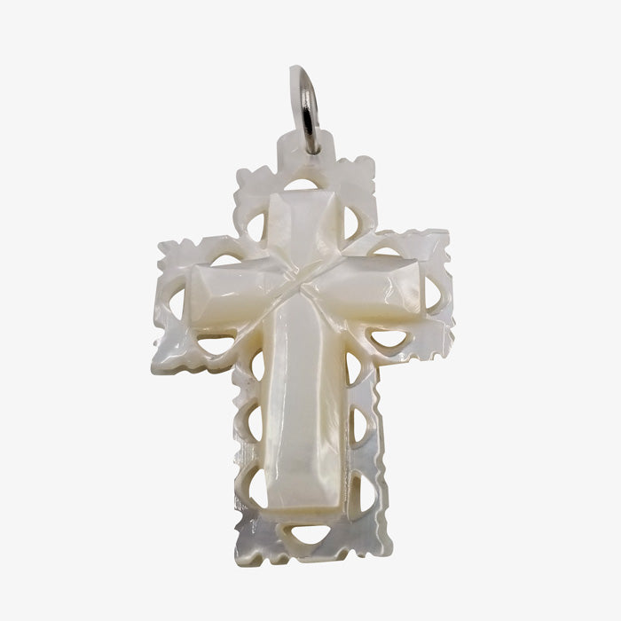 Mother-of-Pearl Cross