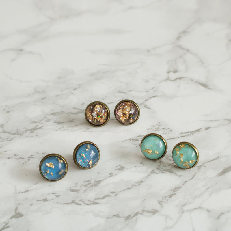 Domed Studs