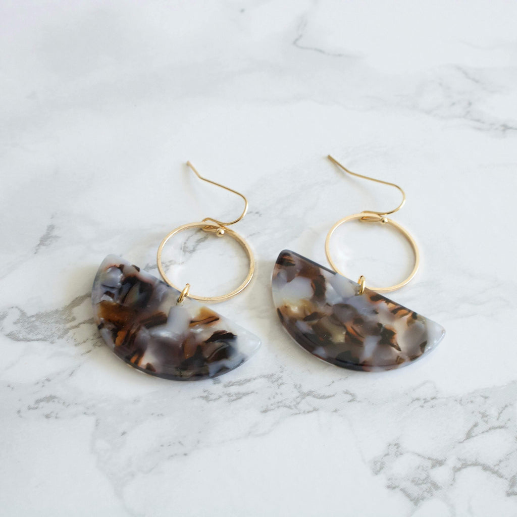 Amelia // Statement Earrings - TISH jewelry