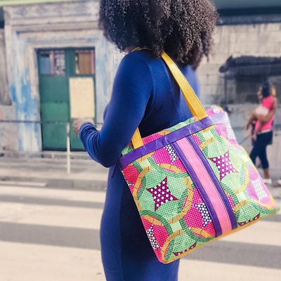 The Sachi Bag: A Creative Collaboration With Meme Bete