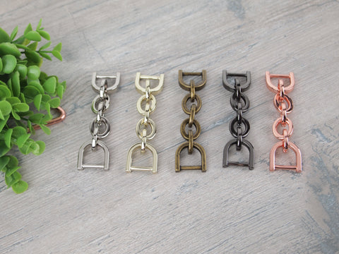 New Purse Hardware from Sallie Tomato!