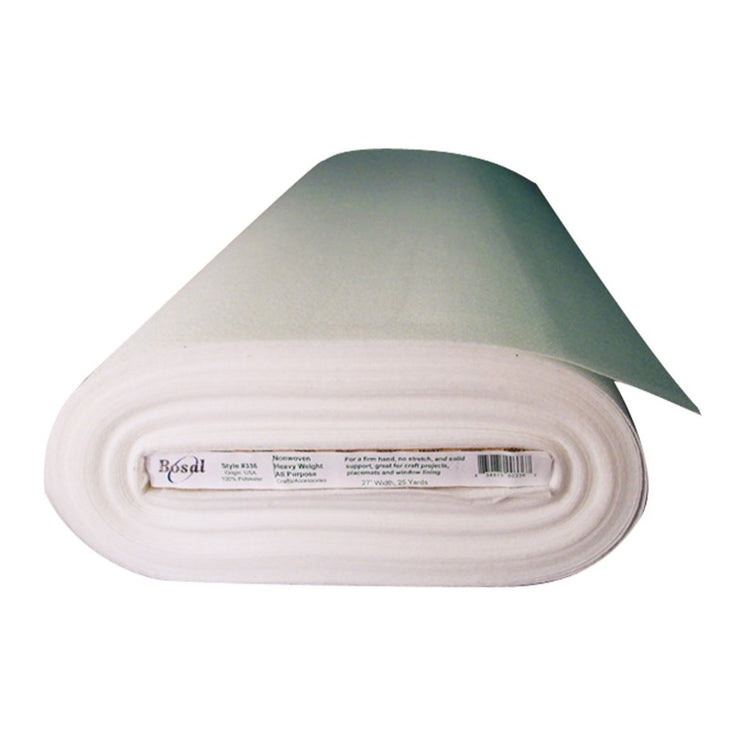 "Bosal CRAF-TEX Lite 27"" Wide by the Inch White"