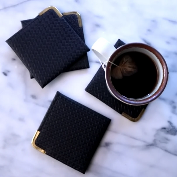Make-it Take-it Woven Coasters: Tuesday, November 10, 2020