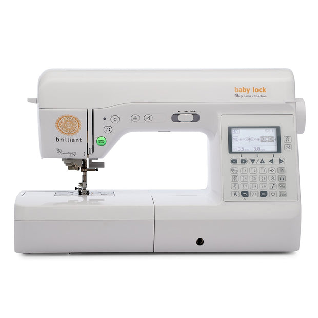 Baby Lock Sewing Machine - Brilliant