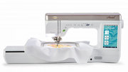 Baby Lock Sewing and Embroidery Machine - Aerial