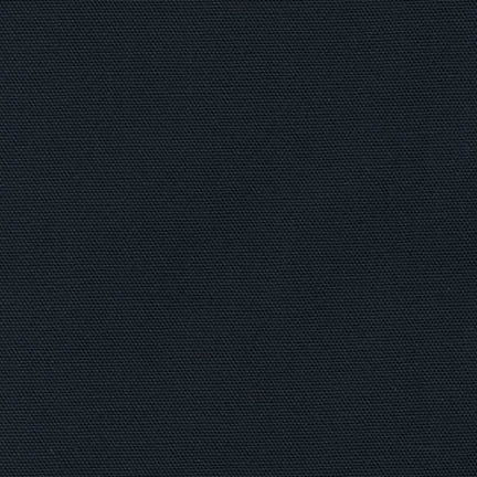 Robert Kaufman Big Sur Canvas - Dark Navy
