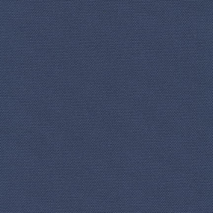 Robert Kaufman Big Sur Canvas - Slate Blue