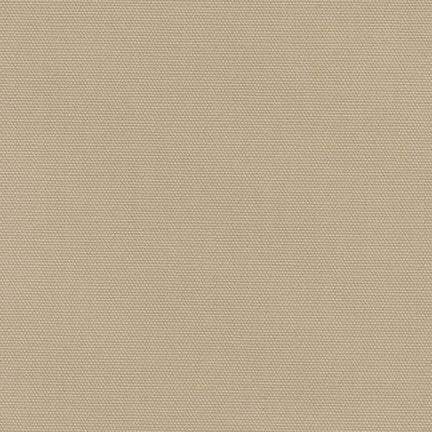 Robert Kaufman Big Sur Canvas - Taupe