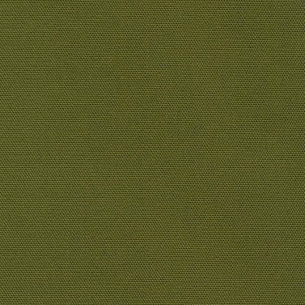 Robert Kaufman Big Sur Canvas - Moss Green