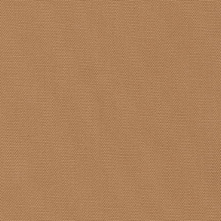Robert Kaufman Big Sur Canvas - Chestnut