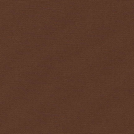 Robert Kaufman Big Sur Canvas - Walnut
