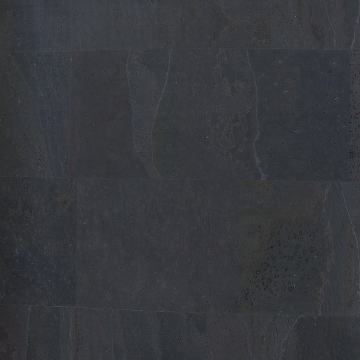 PRO Surface Charcoal Grey Cork Fabric By the Inch