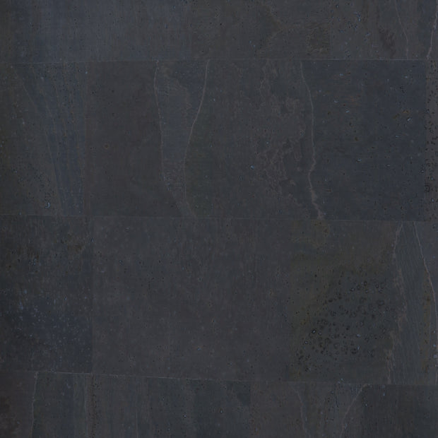 1/2 Yard Cut: PRO Surface Charcoal Grey Cork Fabric