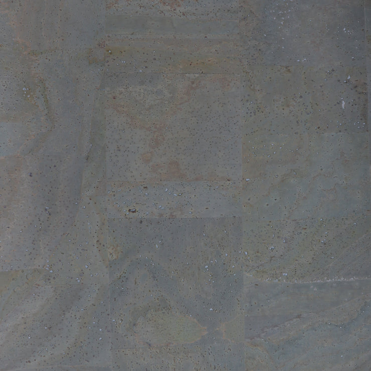 PRO Surface Concrete Grey Cork Fabric By the Inch
