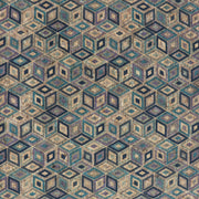 PRO Cool Cubes Cork Fabric By the Inch
