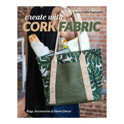 Create with Cork Fabric Book - Signed Copy