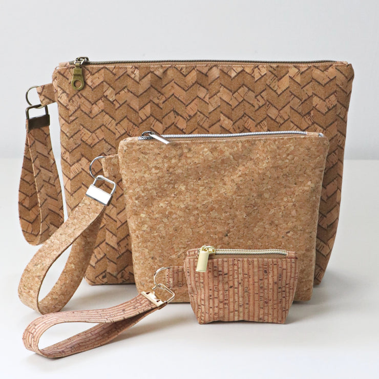 Lite Cork Carry Along Paper Pattern