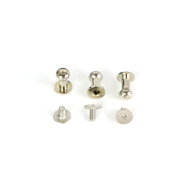 Tall Stud Buttons: 4 Pack