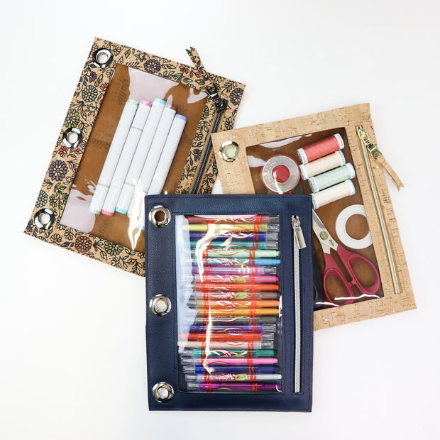 Binder Pouch Instant Download