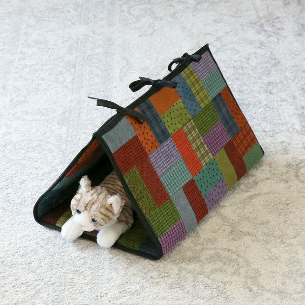 Cat Napper Paper Pattern