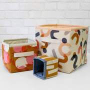 Simple Storage Cubes Instant Download