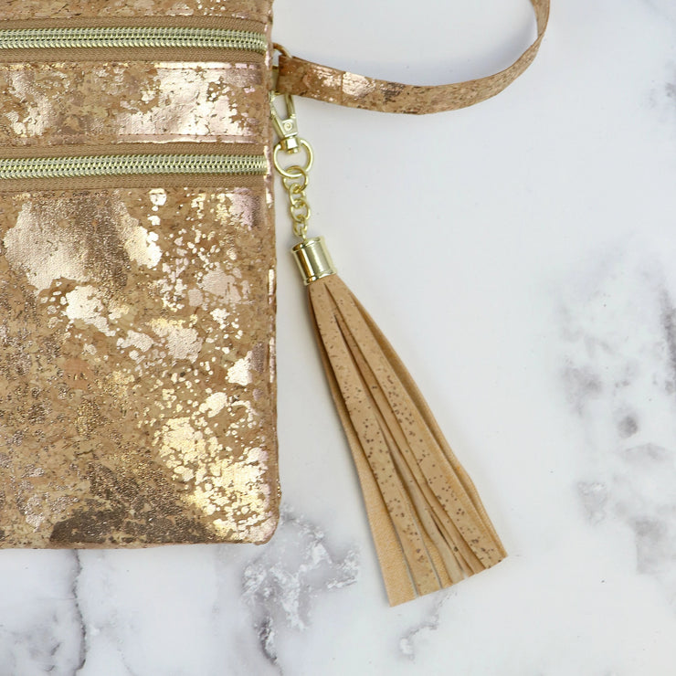 Make-it Take-it Cork or Vinyl Tassel: Tuesday, February 11, 2020