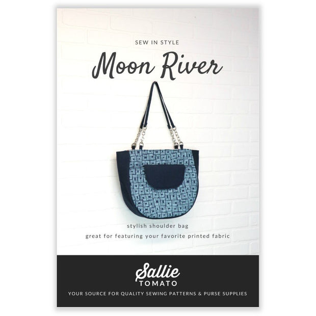 Moon River Paper Pattern