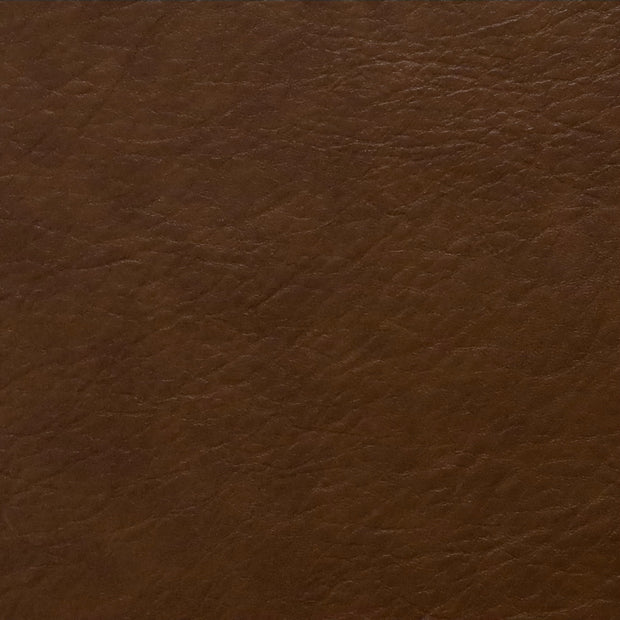 1/2 Yard Brown Legacy Faux Leather