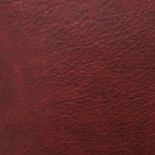Cherry Legacy Faux Leather By the Inch