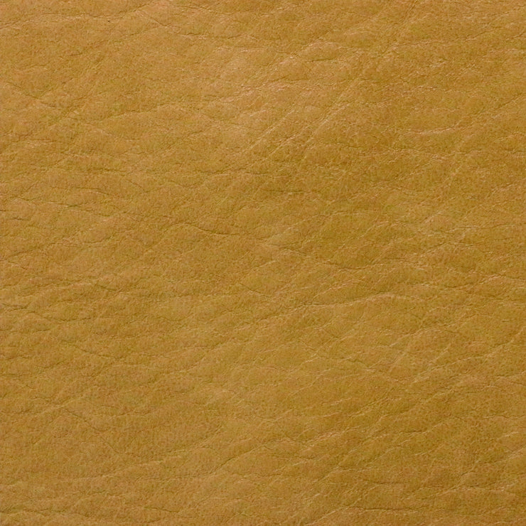 Mustard Legacy Faux Leather By the Inch