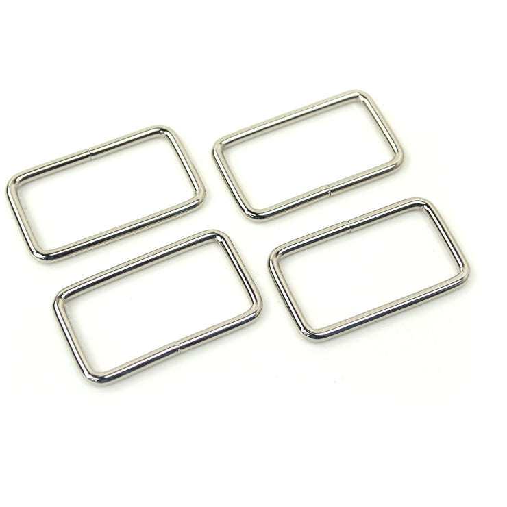 Four Rectangle Rings 1 1/2""