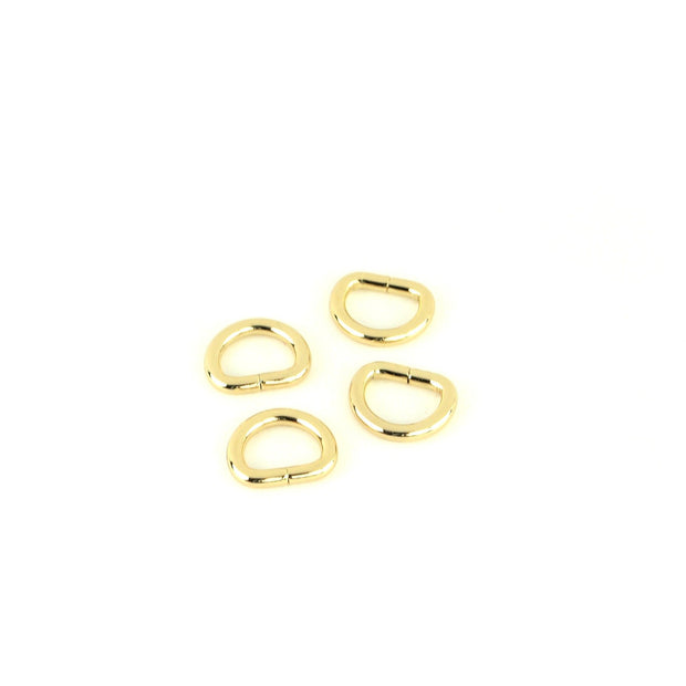 Four D-Ring 1/2""