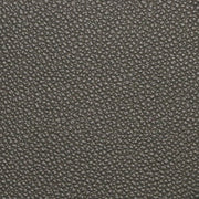 Charcoal Pebble Faux Leather By the Inch