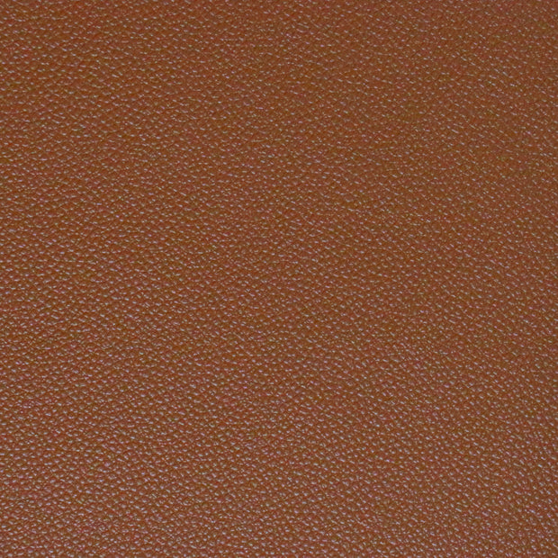Hazelnut Pebble Faux Leather By the Inch