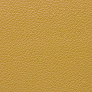 1/2 Yard Mustard Pebble Faux Leather