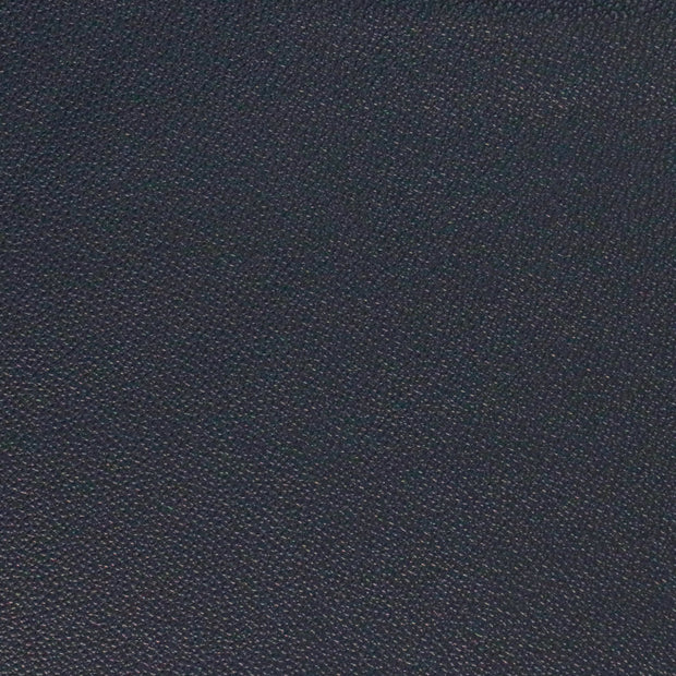 1/2 Yard Navy Pebble Faux Leather