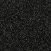 1/2 Yard Black Pebble Faux Leather