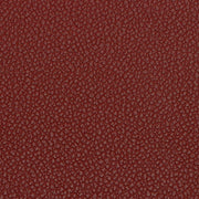 Cherry Pebble Faux Leather By the Inch