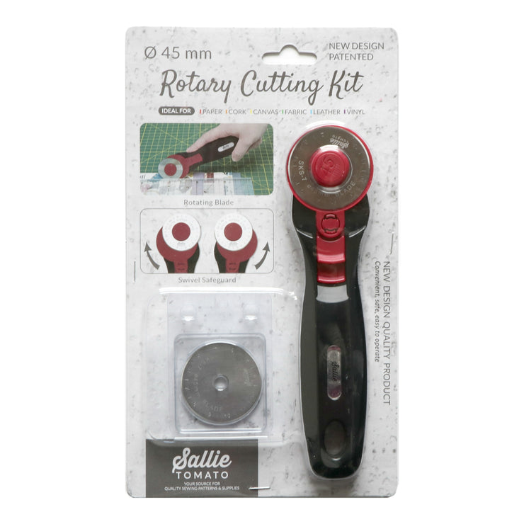 Sallie Tomato Rotary Cutting Kit